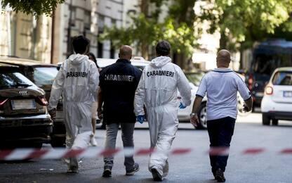 Carabiniere ucciso a coltellate a Roma per 100 euro. FOTO
