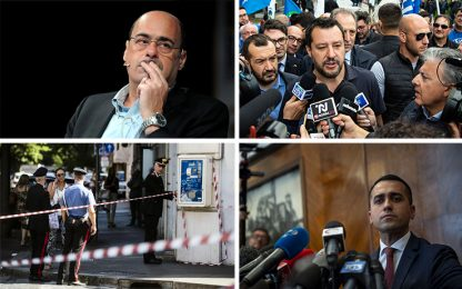 Carabiniere ucciso a Roma, le reazioni della politica