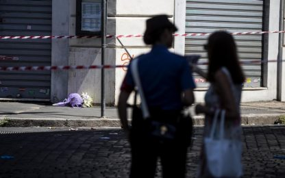 """Omicidio Cerciello Rega, il collega: """"Non eravamo preoccupati"""""""