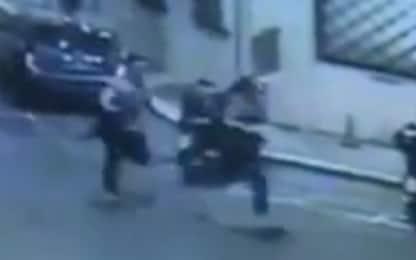 """Carabiniere ucciso, l'audio della telefonata al 112: """"Venite..."""""""