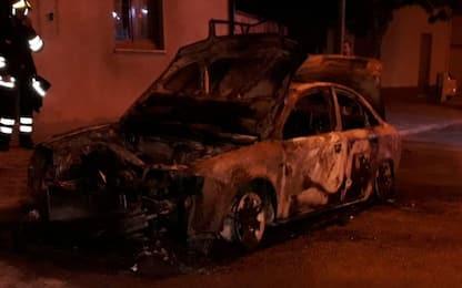 Sardegna, data alle fiamme l'auto del sindaco di Cardedu