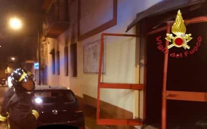 Dorgali, attentato contro sede Pd: esplosa una bombola di gas