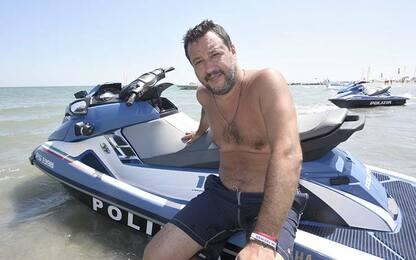 Figlio Salvini su moto d'acqua, Gabrielli: verifiche in corso