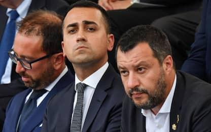 Scontro sulla Giustizia, Salvini boccia la riforma Bonafede