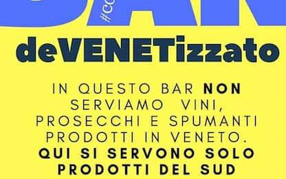 Autonomia, in Calabria locali #mangiasud: no prosecco prodotto al Nord