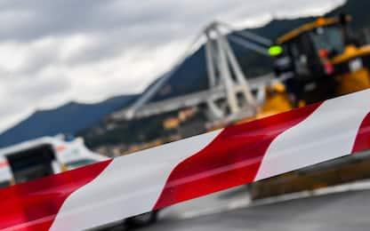 Ponte Morandi, dal crollo alla ricostruzione. FOTO