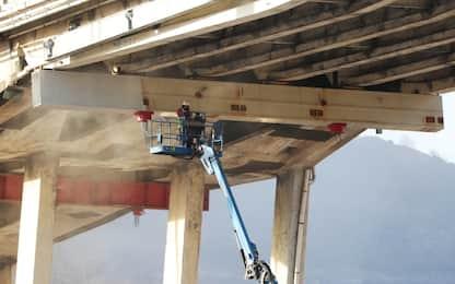Ponte Morandi, perquisizione della GdF in Aspi, Spea e Pavimental