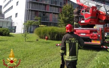 Incendio ospedale Bergamo, simulato rogo identico per perizia tecnica