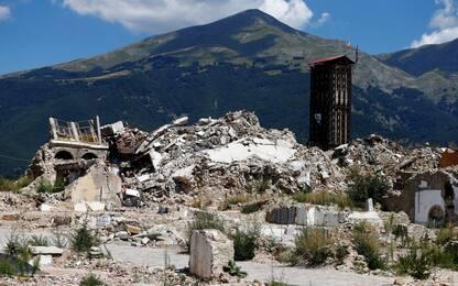 Il Cdm approva il decreto terremoto, emergenza prorogata al 2020