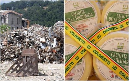 Terremoto centro Italia, Coldiretti: calo del 70% nelle vendite