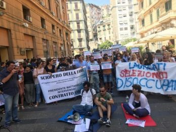 """Napoli, navigator scrivono a Conte: """"Stop scontro PD-M5S su di noi"""""""