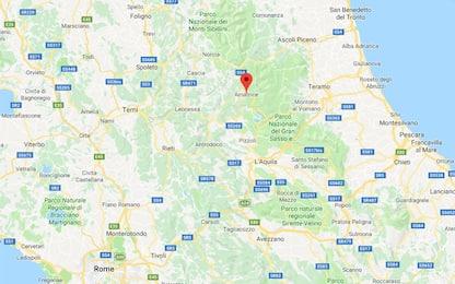 Terremoto a Rieti, avvertito anche ad Amatrice
