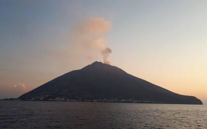 Stromboli, parametri vulcano normali dopo le forti esplosioni di ieri