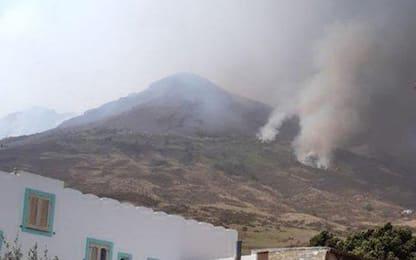 Eruzione a Stromboli, nuove esplosioni. FOTO