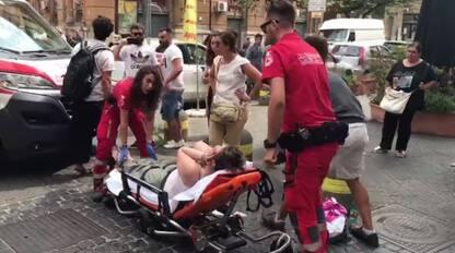 Napoli, navigator in sciopero della fame: parla Ilenia dopo il malore
