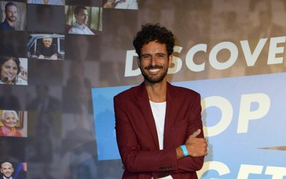 """Lo chef Marco Bianchi fa coming out: """"Sono gay, amo Luca"""""""