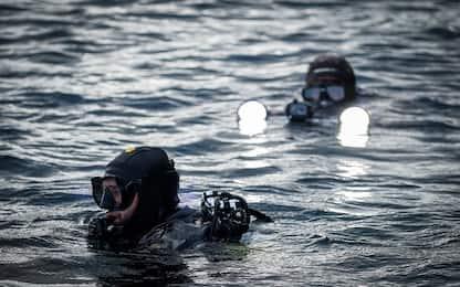 Morto nel lago d'Orta, sommozzatori recuperano corpo nel Novarese
