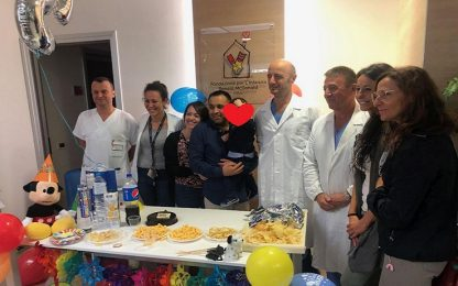 Alessandria, mangia per la prima volta a 3 anni: ricostruito l'esofago