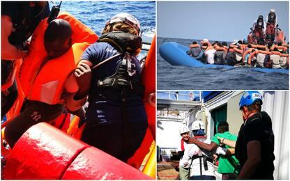 Migranti, l'odissea della Ocean Viking: cosa è successo