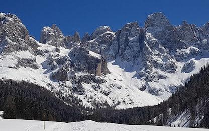 Due alpinisti veneti sono morti sulla parete del Sass Maor, Trentino