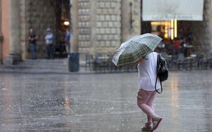 Maltempo Lombardia, domani a Milano rischio forti temporali