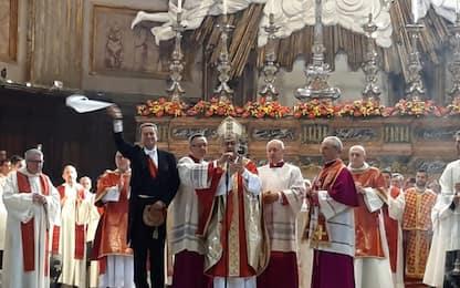 Napoli, San Gennaro: cardinale Sepe annuncia liquefazione del sangue
