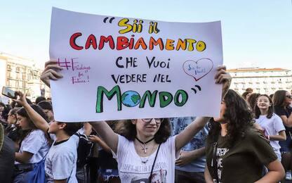 Fridays for Future, liceo nel Napoletano bandisce la plastica