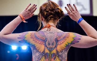 Tatuaggi, controlli Nas: sostanze tossiche in un inchiostro su 5