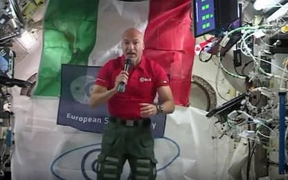 """Parmitano, prima intervista dopo il rientro a Terra: """"Mi sento bene"""""""