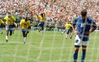 1994, da Baggio a Berlusconi: cosa è successo. FOTOSTORIA