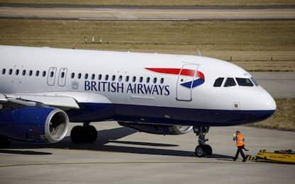 British Airways, atterraggio di emergenza per il volo Bari-Londra