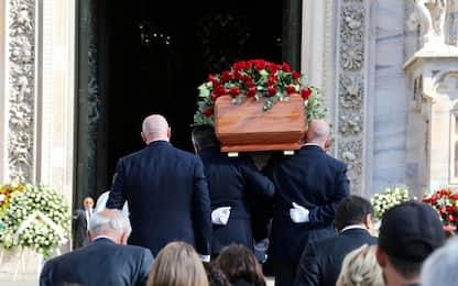 Giorgio Squinzi, a Milano i funerali dell'imprenditore. FOTO