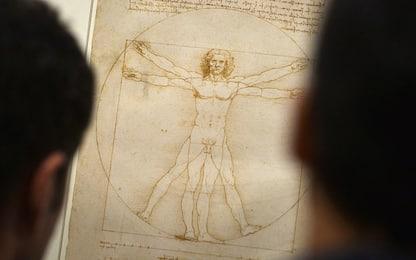 Ok dal Tar Veneto, Uomo vitruviano di Leonardo può andare in Francia