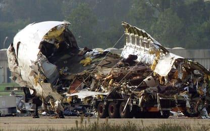 Strage di Linate, 18 anni fa l'incidente aereo e i 118 morti