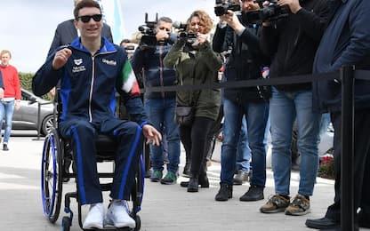 Manuel Bortuzzo compie 21 anni: gli auguri del padre su Facebook