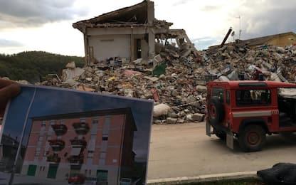Terremoto Amatrice, in 6 a giudizio per il crollo di una palazzina