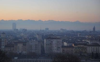 """Smog a Torino e ad Alessandria,  livello """"rosso"""": fermi i diesel euro5"""