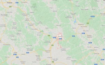 Arezzo, scossa di terremoto di magnitudo 2.6