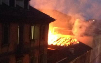 Torino, incendio a Cavallerizza: clochard condannato a 4 anni e mezzo