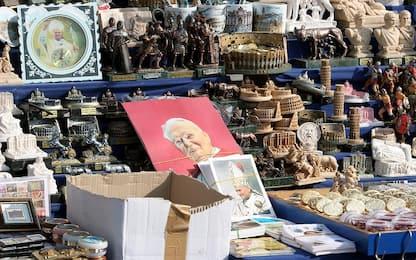 Roma, tentato furto in negozio souvenir di via Cavour in piena notte