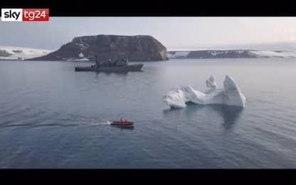 Cinque nuove isole a nord della Russia: VIDEO
