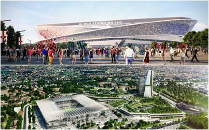 Nuovo stadio San Siro, sì con paletti del Comune di Milano