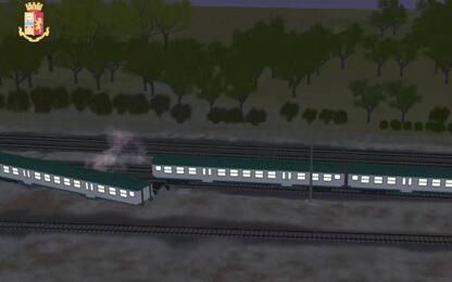 Treno deragliato a Pioltello, ricostruzione del disastro in 3D. VIDEO