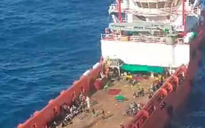 Migranti, Alarm Phone: in 70 a rischio in acque Malta