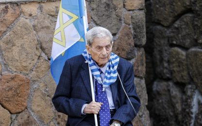 Roma: è morto Alberto Sed, sopravvissuto ad Auschwitz