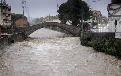 Maltempo, rischio mareggiate in Liguria. Allerta in Campania