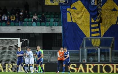Il Verona caccia l'ultrà Castellini: niente stadio fino al 2030