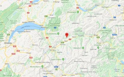Terremoto al confine tra Italia e Svizzera, scossa di magnitudo 2.5