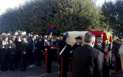 Caserta, intitolata una via al carabiniere morto in servizio
