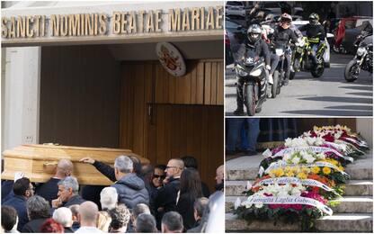 Funerali di Luca Sacchi, assente la fidanzata Anastasiya